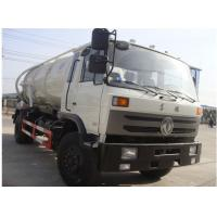 Wholesale dongfeng 153 8cbm sewage sucking vehicle for sales from china suppliers