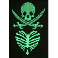 Wholesale Glow In The Dark Awesome Nautical Temporary Tattoos OEM / ODM Service from china suppliers