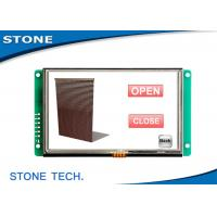 Wholesale High Brightness LED Backlight Monitor 480 × 272 with CPU Controller from china suppliers
