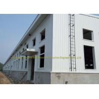 Wholesale Industrial Construction Workshop Steel Structure Buildings Hot Dip Galvanised from china suppliers
