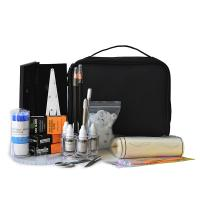 Wholesale OEM / ODM 3D Eyebrow Cosmetic Microblading PMU Training Starter Beginner Portable Kit from china suppliers