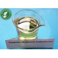 Quality Slight yellow oily Equipoise Boldenone Undecylenate for fat loss CAS 13103-34-9 for sale