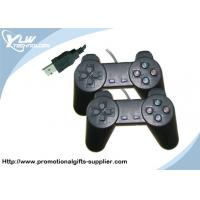 Wholesale Wired double USB Game Controllers compatible with windows XP from china suppliers