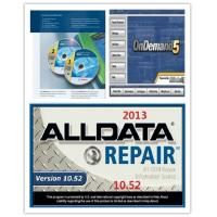 Wholesale Automotive Diagnostic Software ALLdata10.52+OnDemand5.8 + BOSCH ESI 2012 from china suppliers