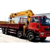 Wholesale Mobile Telescopic Boom Truck Crane, 16T 20000mm Lifting Height from china suppliers