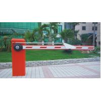 Buy cheap Driveway Barrier Automatic Boom Gates , Boom Barrier Gate 433MHz from wholesalers