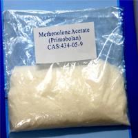 Wholesale strong synthetic anabolic steroids Muscle Mass Methenolone Acetate Primobolan CAS 434-05-9 from china suppliers