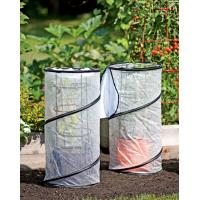 Wholesale Pop-up grow bag Garden Plant Accessories polyethylene greenhouse fabric and mesh for tomato from china suppliers