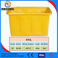 Buy cheap High temperature resistant plastic turnover box from wholesalers