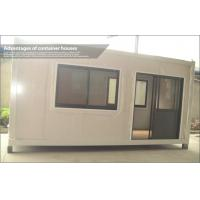 Wholesale Fire proof Prefabricated Portable Commercial Buildings for Restaurant / Coffee Shop 20Ft from china suppliers