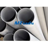 Wholesale 1.24mm - 54.59mm Thick 2507 / 1.4462 Duplex Steel Pipe Cold Rolled For Pipelines from china suppliers