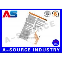 Wholesale Medicine Description Paper 4C Printing from china suppliers
