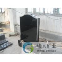 Wholesale China Black Granite Tombstone Headstone Monument from china suppliers