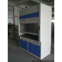 Wholesale School Lab Chemical Vent Hood 5mm Tempered Glass Window With PP Sink from china suppliers