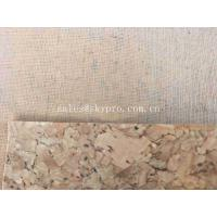Wholesale Upholstery Eco - Friendly Leather Cork Rubber Sheets Decorative Cork Boards from china suppliers