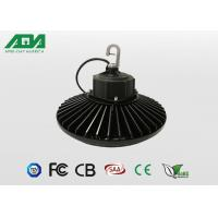 Wholesale 160 W Led Ufo High Bay Light With Fin , 22400 Lm Led Lights High Bay Brightness from china suppliers