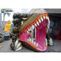 Wholesale Attractive Cinema 5D Simulator 5D Movie Theatre Dinosaur Design Cabin from china suppliers