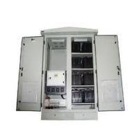 Wholesale aluminun battery cabinet with air conditioner (SK-325B) IP55 weatherproof from china suppliers
