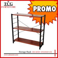 Wholesale rolling wooden kitchen storage rack from china suppliers