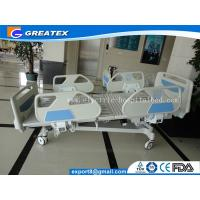 Quality 5 Function ICU Electric Nursing Bed For Hospital with Four Independent Motors (GT-BE5021-02) for sale