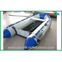 Wholesale Heat Sealed Blue PVC Inflatable Boats Water Fun Blow Up Boat 2 Person from china suppliers