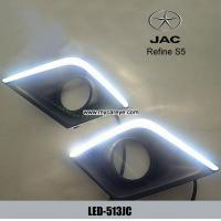 Wholesale JAC Refine S5 DRL LED Daytime Running Lights car light aftermarket sale from china suppliers