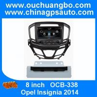 Wholesale Ouchuangbo S100 Platform for 8 inch HD Auto Radio Player Opel Insignia 2014 GPS Navi USB 1G CPU 3G Wifi from china suppliers