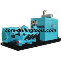 Wholesale 132 KW Drilling Mud Pump Horizontal , Hydraulic Mud Pump Triplex from china suppliers