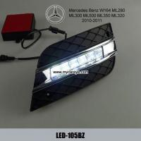 Wholesale Mercedes Benz W164 ML280 300 500 350 320 DRL LED driving Light factory from china suppliers