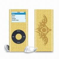 Wholesale iPod Metallic Stickers, Perfect for Protecting and Decorating Electronic Devices from china suppliers