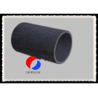 Wholesale 30MM Thick Rayon Based Graphite Cylinder Carbon Fiber Felt Square and Ring Shape from china suppliers
