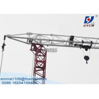 Wholesale Small Self Erecting Tower Cranes qtk 25 self-installation cranes from china suppliers