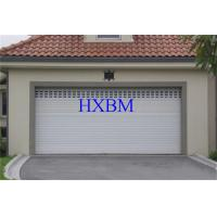 Wholesale European Standard Aluminium Garage Doors Sound Proof And Insulated Polyester Material from china suppliers