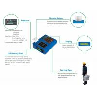Wholesale Economic and Efficient Portable Water Flow Meter ±32M/S Velocity Range from china suppliers