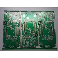 Wholesale Low Prototype PCB Assembly Services , RF Wireless Commnunication Sysytem Circuit Board from china suppliers