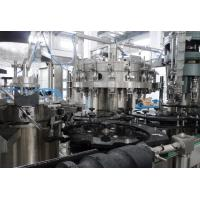 Wholesale 3 in 1 Automatic Carbonated beverage rotary filling machines wine bottle filling equipment from china suppliers