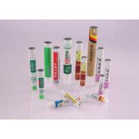 Wholesale Pharmaceutical Tube Packaging , Medicine Laminated Tubes For Scald Ointment from china suppliers