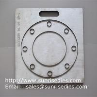 Wholesale Gasket steel rule cutting die factory China, rubber gasket steel cutter dies wholesale from china suppliers