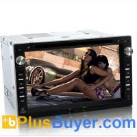 Wholesale Road Attack - 7 Inch In Dash Car DVD for Volkswagen Auto (800x480, GPS, DVB-T) from china suppliers