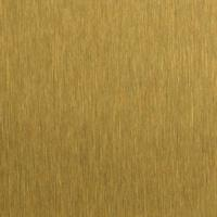 Wholesale Golden No.4 Ti-coating Colored Satin Finish Stainless Steel Sheet For Aisle Panels from china suppliers