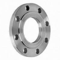 Wholesale CLASS 150 / CLASS 300 Slip On Weld Flange / Steel Pipe Flange ANSI Norm RF-SO from china suppliers