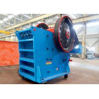 Wholesale Metallurgy Symmetrical V Formed Granite Crusher Machine 240T / H Capacity from china suppliers