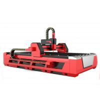 Wholesale Fiber Laser Metal Cutting Machine , 500W 1000W 2000W Metal Engraving Machine from china suppliers