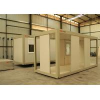 Wholesale Flat Pack Prefab Container House Windproof With CE AS CSA Standard from china suppliers