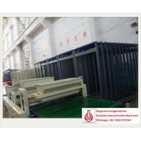 Wholesale Construction Material Making Machinery , Semi Automatic Mgo Board Production Line from china suppliers