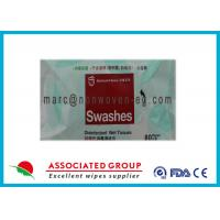 Wholesale Disposable Hand Antibacterial Hand Wipes / Alcohol Free Hand Wipes from china suppliers