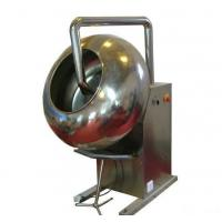 Wholesale Nut Shape Film Tablet Coating Machine 0.75Kw Main Motor With Large Capacity from china suppliers