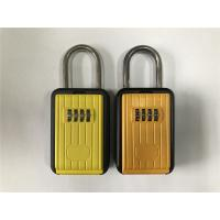 Wholesale Large Digital Dialing Portable Key Lock Box With Weather Proof Cover from china suppliers
