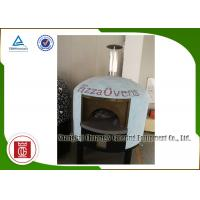 Wholesale Italy Indoor Pizza Oven Gas Heating Lava Rock Inner Ceramic Tiles Outer from china suppliers