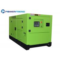 Wholesale 24KW 30KVA Compact Design industrial diesel generators Three Phase with ATS from china suppliers